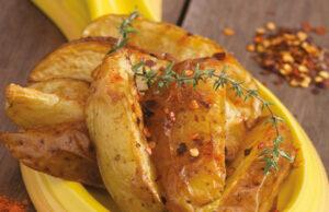 Btatas Bravas - culinária espanhola - Comida na Mesa