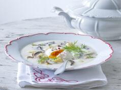 Gastronomia Tcheca- Comida na Mesa