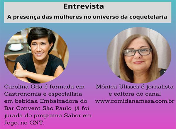 Entrevista com Carolina Oda, embaixadora do BCB São Paulo