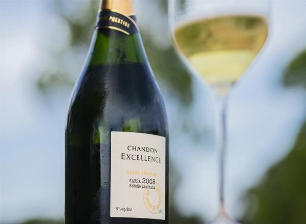 Chandon lança edição limitada da Chandon Excellence Magnum - Lote 1 Safra 2008