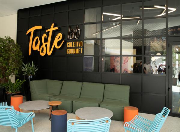 Coletivo gourmet (Taste Lab) é o novo conceito de espaço gastronômico no Norte Shopping