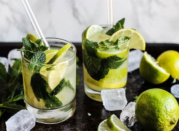 Receita de drink sem alcool