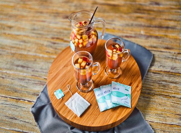 bebidas ideais para desinchar e melhorar o sistema digestivo pós-festas
