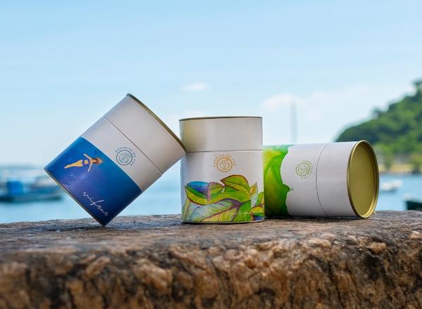 Espírito Chá lança linha inspirada nos pontos turísticos do Rio de Janeiro