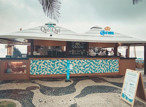 Quiosque QuiQui, no Rio de Janeiro, apresenta: Talento na Cozinha