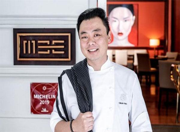 Restaurante MEE, do Copacabana Palace, apresenta seu novo chef