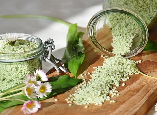 Duas receitas onde o sal tem espaço especial entre os ingredientes