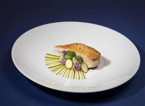 Air France lança menus de chefs Michelin em voos partindo de Paris