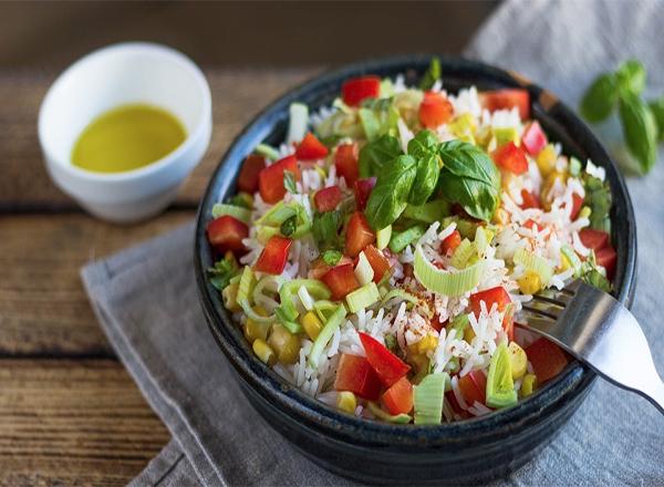 Receita de salada quente para manter a alimentação saudável no inverno