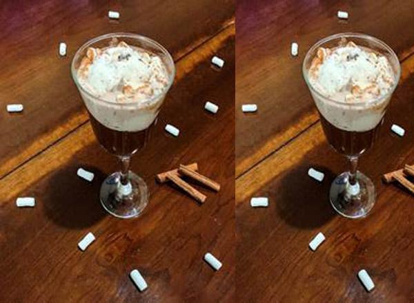 Culinarista ensina a receita do affogato, que combina sorvete e café